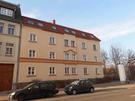 **hübsche 3-Raum Wohnung mit Balkon in der Nähe des Zentrums zu vermieten**