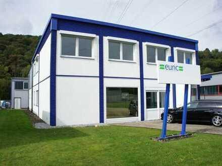 Büro und Lagerräume in Mudersbach