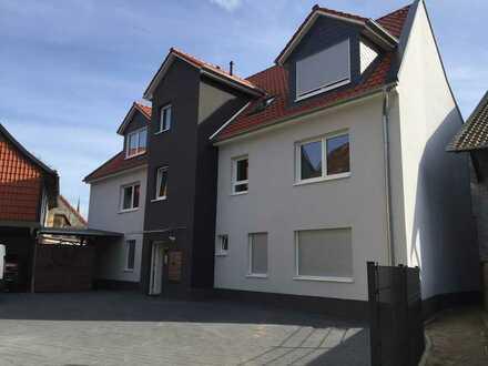 Erstbezug: schöne 3-Zimmer-Terrassenwohnung in Peine