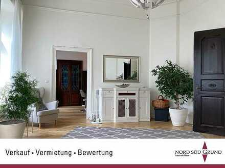 Repräsentative 5-Zimmer-Altbauwohnung, vollständig saniert, in zentrumsnaher Lage