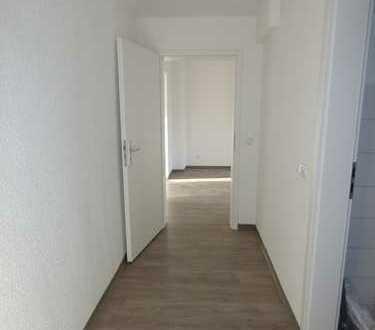*wunderschöne 3 Raum Wohnung - frisch saniert - mit Terrasse*