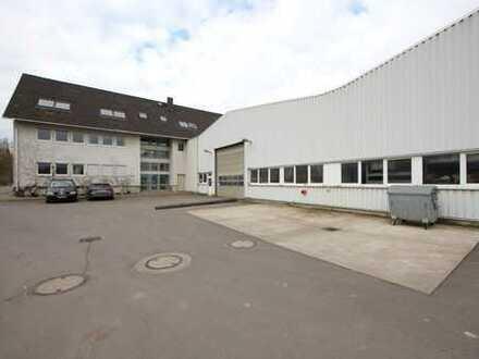 Lager-/Produktionshalle und Büro in Dahlwitz-Hoppegarten