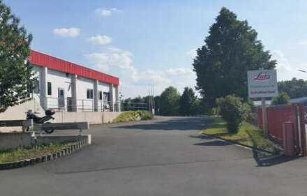Kulmbach - Gewerbeobjekt zur freien Verfügung - Produktion/Lager/Büro/Verkauf