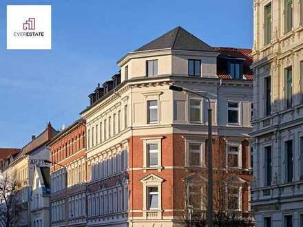 Vermietete 3-Zimmer-Wohnung mit großzügigem Balkon