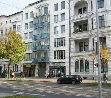 Modernisierte, helle 3-Zi.-Whg. mit Wintergarten und Balkon