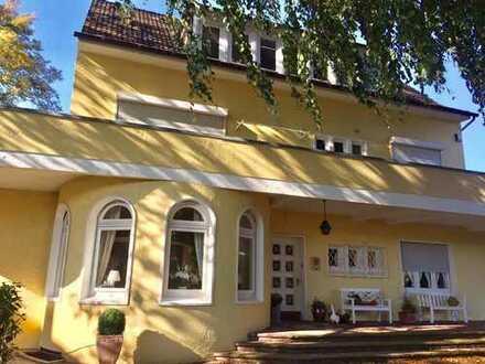 Die ehemalige Rickmers-Villa - exklusiv, außergewöhnlich, charmant...