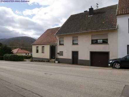 Gemütliches Eigenheim mit Burgblick