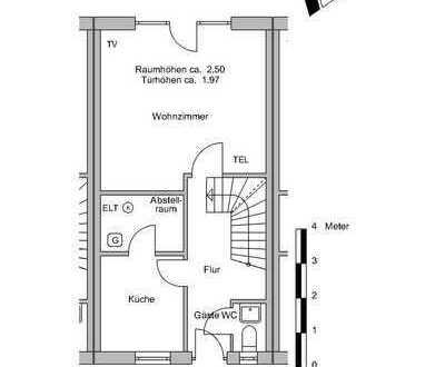 Reihenmittelhaus in Sebalsbrück zu vermiete