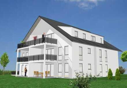 NEUBAU 4,5 Zimmer Obergeschosswohnung in Köngen