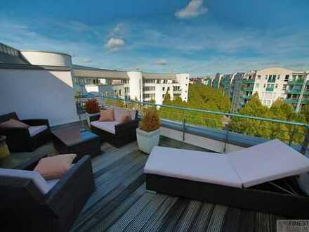 Penthouse in top- und ruhiger Lage mit bester Anbindung