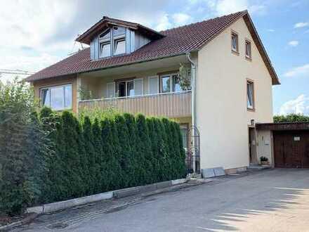 IHRE CHANCE! Zwei Wohnungen in zentraler Lage von Bad Wurzach