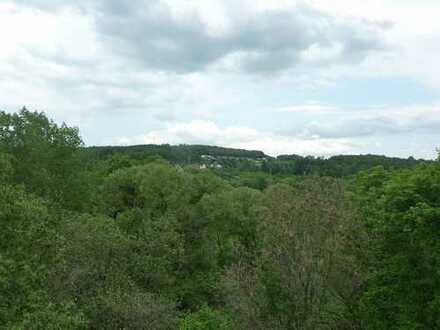 Idyllisches Wohnen, mit Blick ins Grüne !
