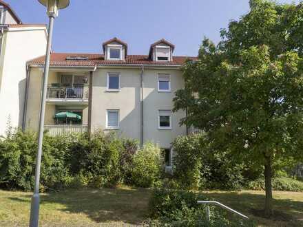Ruhe genießen in einer tollen 3 Zimmer Wohnung am Stadtrand von Dresden