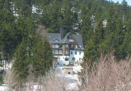Pension mit Tagescafe` mit ca. 50 Betten im Erzgebirgskreis, Oberwiesenthal