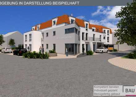 Seniorengerechte Wohnung - Neubau barrierefrei - am Hindenburgplatz in Appenweier KAPITALANLAGE