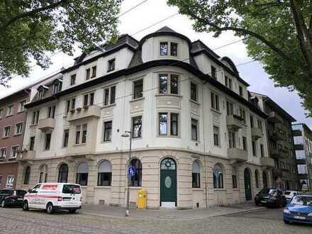 TOP Altbau Wohnung mit hohen Decken in Mannheim Neuostheim - mit Einbauküche