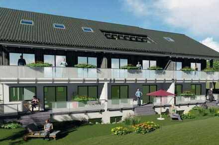 Erstbezug mit Balkon: attraktive 4-Zimmer-Wohnung in Benningen