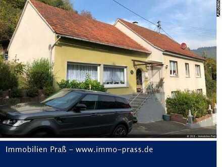 Top-Gelegenheit! Einfamilienhaus in Langenthal /Monzingen mit Blick in Wiesen und Wälder