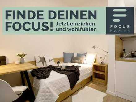 FOCUS HOMES - Exklusiv für Studierende - NEUBAU Erstbezug - All-inclusive Miete