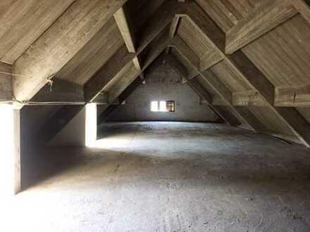Projektierter Hochbunker als Sanierungsobjekt für 25 Studentenwohnungen