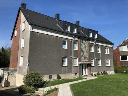Familienfreundliche 4 Zimmer-Wohnung in ruhiger Lage von Bochum-Werne! Erstbezug nach Sanierung!
