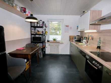 Schöne 4-Zimmer-Wohnung mit Balkon & Gatenanteil zu vermieten!