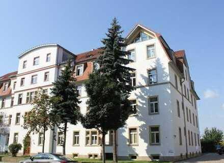 (WE12/1) WG-geeignete 58m²-2-Raum-Wohnung mit 10m²-Küche, Hochparterre, san. Altbau, Uni-Nähe
