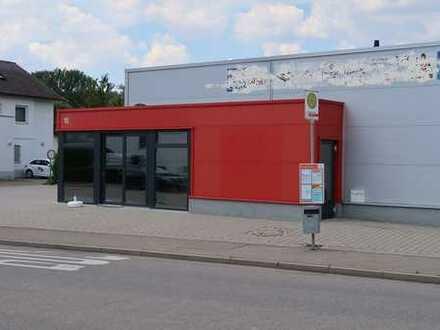++HIER fehlt ein Mieter ++ Werbeträchtig neben Tankstelle und Getränkemarkt ++ KEIN IMBISS!