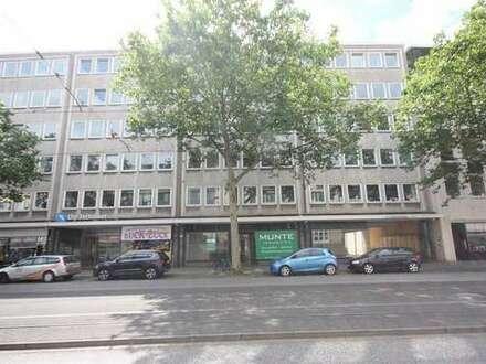 Attraktive Ladenfläche in Braunschweiger Innenstadt