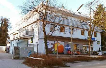 Provisionsfrei: Lebensmittel-SB-Markt im Teileigentum in absoluter A-Lage in München-Solln