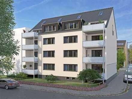 Neubau - Dachgeschoßwohnung mit Balkon und Galerie in Herrenhausen