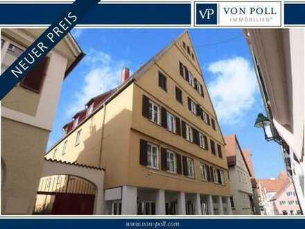 Großzügige 4-Zi.-Etagenwohnung mit Aufzug und Stellplatz in begehrter Innenstadtlage zum Top-Preis