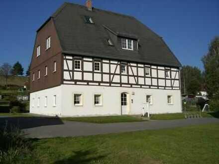 Schöne 2-Zimmer-Wohnung in saniertem Fachwerkhaus
