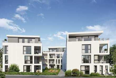 Top ausgestattete 3-Zimmer-Neubauwohnung in zentraler Lage