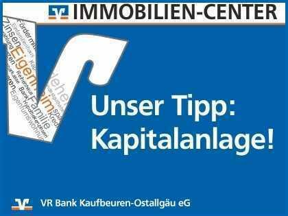 TOP RENDITE MIT 6,8 % p.a.!!! Gewerbe-/Wohnimmobilie in Sonthofen