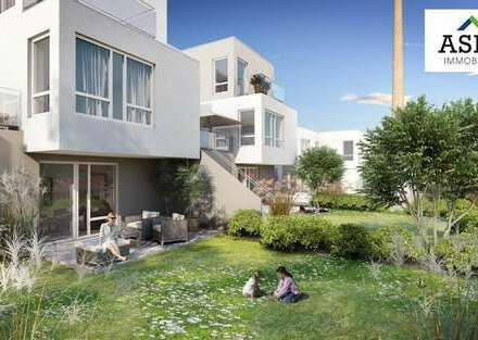 Moderne Architektur - zentrale Wohnlage - tolles Wohnen!
