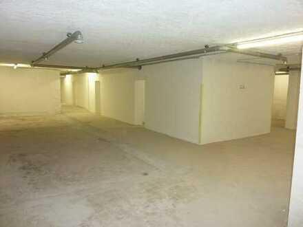 Hochbunker mit 600 m² Lagerfläche