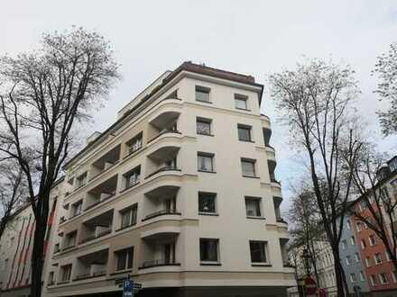 Exklusive 2-Zimmer-Wohnung mit Balkon und Einbauküche in Düsseldorf
