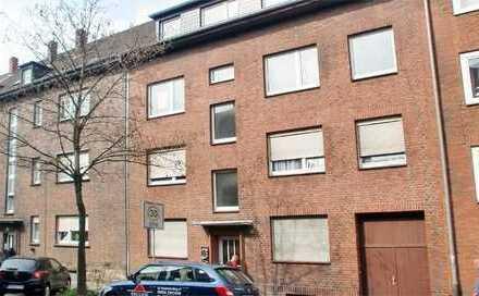 3 Zimmer-Wohnung plus Gartenhaus mit Zimmern!