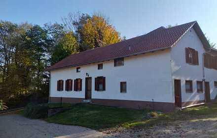 Handwerker aufgepasst! Wohnhaus mit Werkstatt in Haselbach bei Ehekirchen zu verkaufen!