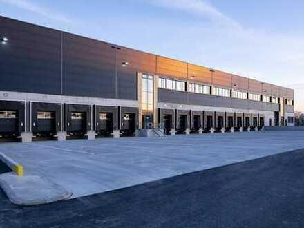 SEGRO Logistics Park Leipzig Airport - Flexible Logistikeinheiten direkt am Flughafen Leipzig