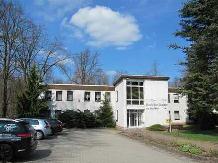 Moderne(s) Dienstleistungszentrum / Gewerbeimmobilie (553 m² Mietfläche) in Drebach OT Scharfenstein