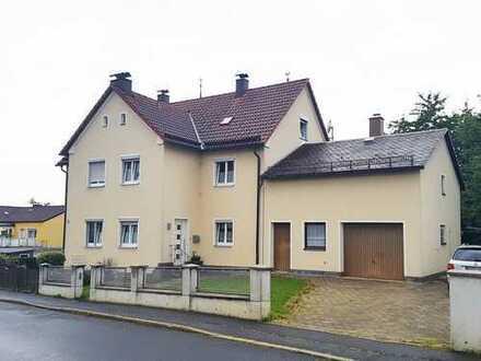 Regelmäßig sanierte, gepflegte Doppelhaushälfte mit großzügiger Nutzfläche