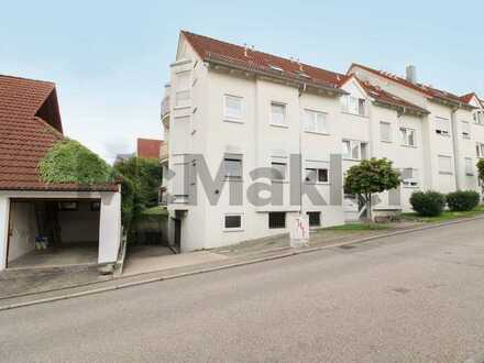 Stabile Kapitalanlage: Sicher vermietete Einzimmerwohnung in zentrumsnaher Stadtrandlage