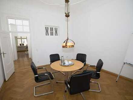 Exclusive Büroräume zur Untervermietung, Jugendstil; Lehel