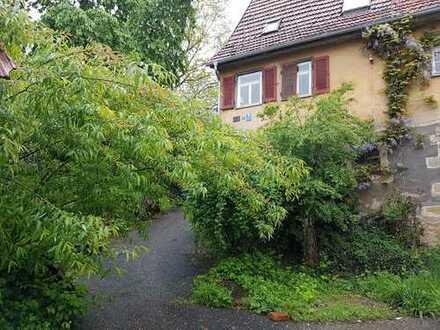 Waiblingen-Bittenfeld - sonniges, ruhig gelegenes bebautes Grundstück mit vielen Möglichkeiten