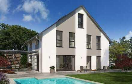 Einfamilienhaus Design 30 HÖCHSTER WOHNKOMFORT AUF DREI ETAGEN mit Grundstück in Wuppertal/Beyenburg