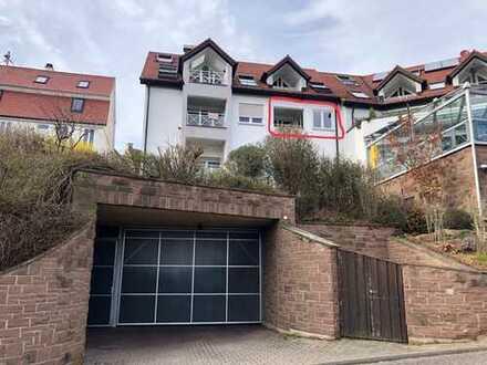 2-Zimmer Wohnung in bester Lage mit Ausblick in Stgt.-Rotenberg