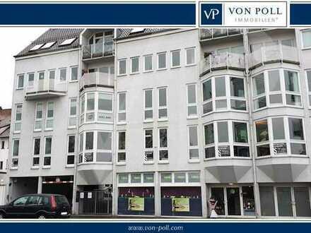 HD Bergheim: Zentrale Büro- / Ladenfläche mit Stellplatz