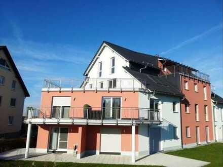 Traumlage in Adelsberg - DG- WE mit XXL - Terrasse, Erdwärme- FB- Heizung, Bad mit Dusche & Wanne...